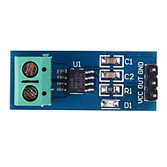 Için 30a aralığı ACS712 akım sensörü modülü (arduino için)