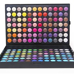 252 colores paleta de sombra de ojos profesional de cosméticos de maquillaje