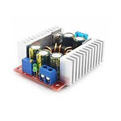 15A Dc 4 ~ 32V Til Dc 1,2 ~ 32V Omformer Sorteper Justerbar Elektronisk Strøm Regulator