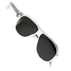 선글라스 멋진 검은 펜던트 만 (1 개)