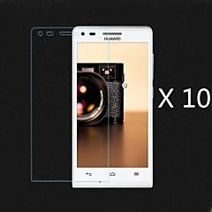 (10 stk) high definition skærmbeskytter til Huawei G6