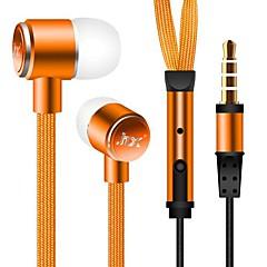 3.5mm wodoodporne szumów ucho słuchawka dla iPhone i innych telefonów