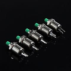 es-402 kis fém kapcsoló gomb (5db)