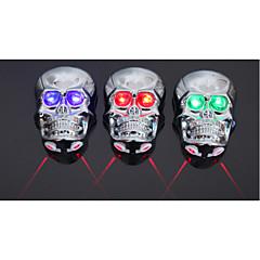 자전거 라이트 / 자전거 후미등 LED / Laser - 싸이클링 방수 AAA 루멘 배터리 사이클링