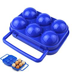 hordozható anti zúzás tojás doboz kemping egy piknik kültéri cikkek