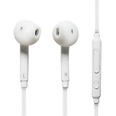 Słuchawki douszne białe słuchawki douszne dla w samsung, komputer, telefon