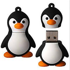 χονδρική χαριτωμένο πιγκουίνο Adelie μοντέλο μνήμης USB 2.0 32GB flash drive stick