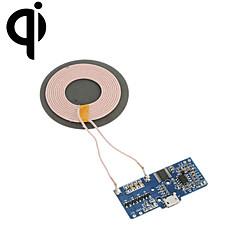 cwxuan ™ plug and play DIY yleinen qi langattoman latauksen lähetinmoduuli