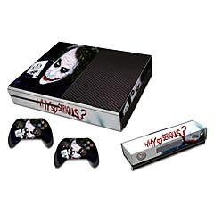 b-Skin® xbox um console adesivo de pele controlador de pele da tampa da etiqueta protetora