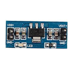 6.0V-12V arduino için ams1117-5.0v güç kaynağı modülü 5v için