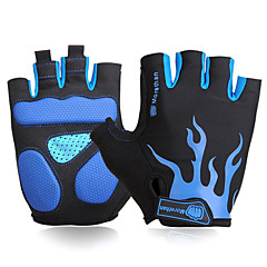 FJQXZ® Γάντια για Δραστηριότητες/ Αθλήματα Γυναικεία / Ανδρικά Γάντια ποδηλασίας Άνοιξη / Καλοκαίρι / Φθινόπωρο / ΧειμώναςΓάντια