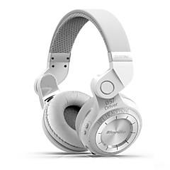 Bluedio T2 + stereo Bluetooth bezprzewodowe słuchawki wbudowany mikrofon micro-SD / FM Radio bt4.1 ponad douszne słuchawki