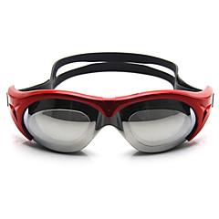 FEIUPE Úszás Goggles Női / Men's / Uniszex Páramentesítő / Vízálló / Állítható méret / UV-védő / Polarizált lencse Szilícium-dioxid gél PC