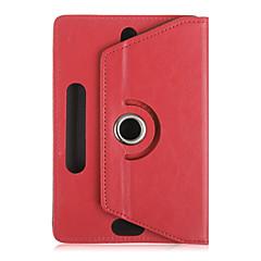 """universal 10 """"caso polegadas tablet 360 girar couro tampa da caixa suporte para caixa protetora guia de 10 polegadas"""