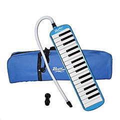 ağız orgu mavi / pembe müzik oyuncak abs