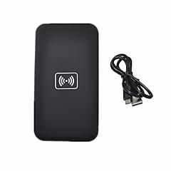 Kannettava qi langaton laturi latauksen pad Nokia Lumia 930 Samsung Galaxy S6 / S6 reuna / S6 reuna plus / 5 huomautuksen