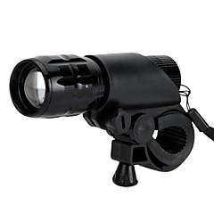 LED-Zaklampen LED 500 Lumens 3 Modus LED AAA Verstelbare focus Schokbestendig Waterbestendig Tactisch Noodgeval Klein formaat Super Light