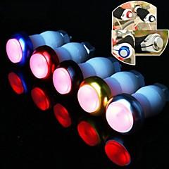 emniyet ışıkları LED - Bisiklet alarm / Uyarı LR1130 / AG10 20 Lümen Pil Bisiklete biniciliği-Aydınlatıcılar