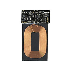 qi moduuli langaton lataus piirilevy (PCBA) järjestelmä DIY
