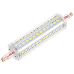 1 stk r7s 20w 144led corn lights smd2835 1200-1300lm varm hvid / kølig hvid dæmpbar ac 85-265v