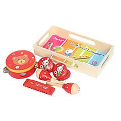 drewno żółte instrumenty muzyczne dla dzieci wszystkie instrumenty muzyczne zabawki