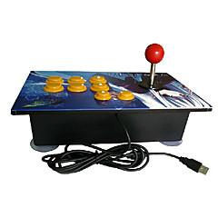 Arcade καταπολέμηση usb ενσύρματο παιχνίδι ελεγκτή arcade