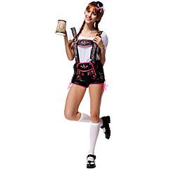 Στολές Ηρώων Κοστούμι πάρτι Oktoberfest Σερβιτόρος/Σερβιτόρα Κοστούμια καριέρας Γιορτές/Διακοπές Κοστούμια Halloween Patchwork