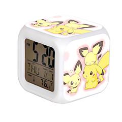 Saat/Kol Saati Esinlenen Pocket Little Monster Cosplay Anime Cosplay Aksesuarları Saat/Kol Saati Reçine Erkek Kadın
