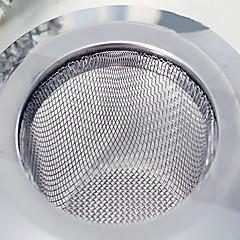 konyhai rozsdamentes acél víztartály szűrő lefolyó tisztító eszközök
