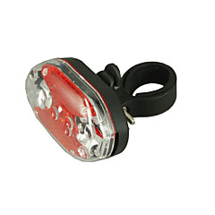 Bisiklet Işıkları / Bisiklet Arka Işığı LED - Bisiklet Kolay Taşınır Diğer 10 Lümen Bisiklete biniciliği-Aydınlatıcılar