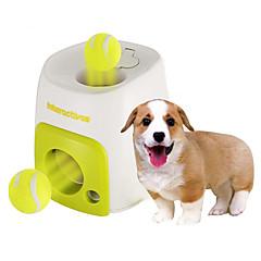 Hondenspeeltje Huisdierspeeltjes Bal Interactief Voedingsapparaat Tennisbal Kunststof