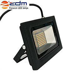zdm 60W 3518x288pcs 5800lm vízálló IP68 ultravékony külső fény öntött fény, meleg fehér / hideg fehér (ac170-265v)