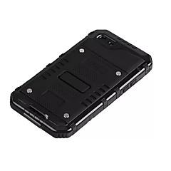 For iPhone 7 etui iPhone 7 Plus etui iPhone 6 etui Støvsikker Vand / Dirt / Shock Proof Etui Heldækkende Etui Helfarve Hårdt Metal for