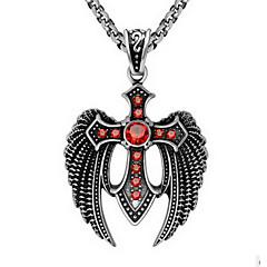 Heren Hangertjes ketting Ketting Sieraden Titanium Staal Dierenontwerp PERSGepersonaliseerd Kostuum juwelen Sieraden Voor Dagelijks