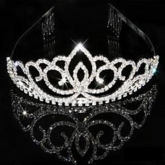 Γυναικείο Στρας Κρυστάλλινο Headpiece-Γάμος Ειδική Περίσταση Τιάρες