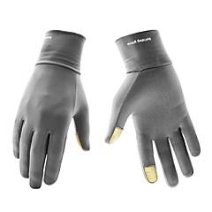 BOODUN® Rękawiczki sportowe Damskie Męskie Cyklistické rukavice Zima Rękawice roweroweKeep Warm Anti-zrywka Wstrząsoodporny Oddychający