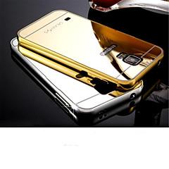 Voor Samsung Galaxy hoesje Spiegel hoesje Achterkantje hoesje Effen kleur PC Samsung S6 edge / S6 / S5 / S4 / S3