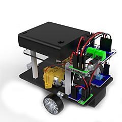 Speeltjes voor Jongens Ontdekkingsspeelgoed DHZ-kit Vrachtwagen Strijdwagen