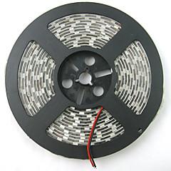 z®zdm 5m waterdichte 72W 300pcs 5050 4red 1blue / onder leiding plantaardige licht strip 12V