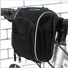 B-SOUL® Τσάντα ποδηλάτου OtherLΤσάντα για τιμόνι ποδηλάτου Φοριέται Τσάντα ποδηλάτου Τερυλίνη Τσάντα ποδηλασίας Ποδηλασία 16*12.5*10