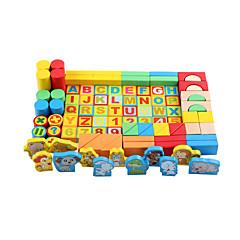 조립식 블럭 교육용 장난감 선물 조립식 블럭 성 5 - 7 세 장난감