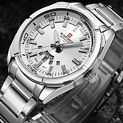 Heren Sporthorloge Militair horloge Dress horloge Modieus horloge Polshorloge Armbandhorloge Vrijetijdshorloge Japans Kwarts