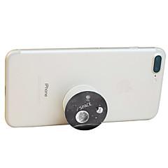 Telefoonhouder standaard Bureau Bed Voor buiten Verstelbare Standaard 360° rotatie Kunststof for Tablet Mobiele telefoon
