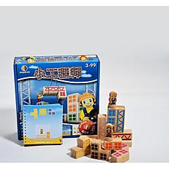 조립식 블럭 선물 조립식 블럭 6 세 이상 3-6년 이전 장난감
