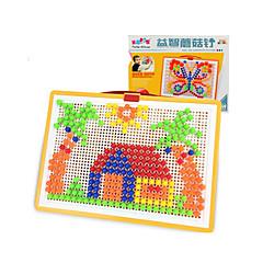 Holzpuzzle Spielzeuge Pilz Kinder Stücke