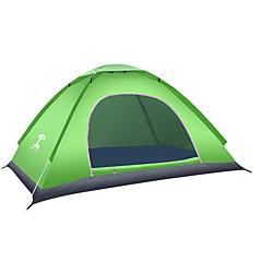 2 kişi Çadır Tek Kamp çadırı Katlanır Çadır Sıcak Su Geçirmez için Oxford CM