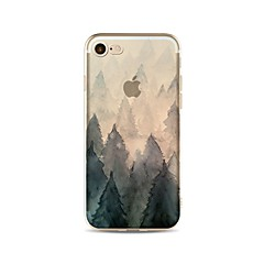 Obudowa dla telefonu iphone 7 plus 7 pokrywka przezroczysta obudowa tylna obudowa obudowa miękka tpu dla jabłek iphone 6s plus 6 plus 6s 6