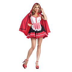 Στολές Ηρώων Χορός μεταμφιεσμένων Παραμυθιού Στολές Ηρώων Γιορτές/Διακοπές Κοστούμια Halloween Άλλα ΠεπαλαιωμένοΦορέματα Ποδιά Μανδύας