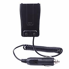Autós töltő akkumulátor kioldó adapter baofeng bf-888s 777 666s rádió walkie-talkie kiegészítők w / szivargyújtó dugó