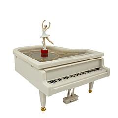 Müzik Kutusu Oyuncaklar Piano Unisex Parçalar